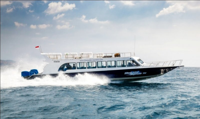 Bali Blue Water Express Fast Boat