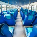 Seating Blue Water Fast Boat