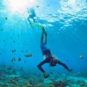 6. snorkeling at Nusa Penida