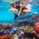 9. Snorkeling at Crystal Bay Penida