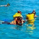 8. Snorkeling at Crystal Bay Penida