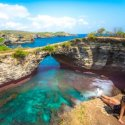 4. Instagram picture Nusa Penida Broken Beach