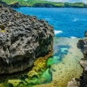 1. Angels Bilabong Nusa Penida low tide