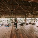 6. Teaching at Flowers and Fire Yoga