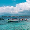 3. Manta Dive Gili Air diving boat