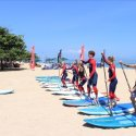 stand up paddle course in Bali