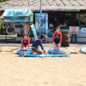stand up paddle boarding lesson in Bali