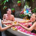 92. relaxing bath at Sang Spa Ubud