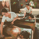 9. Mud massage at Spa Bali