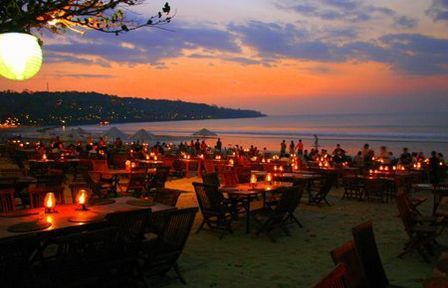 Jimbaran Bay Bali best places to eat travel tips