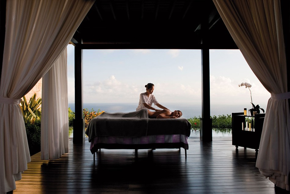 Bali travel tips spa massage