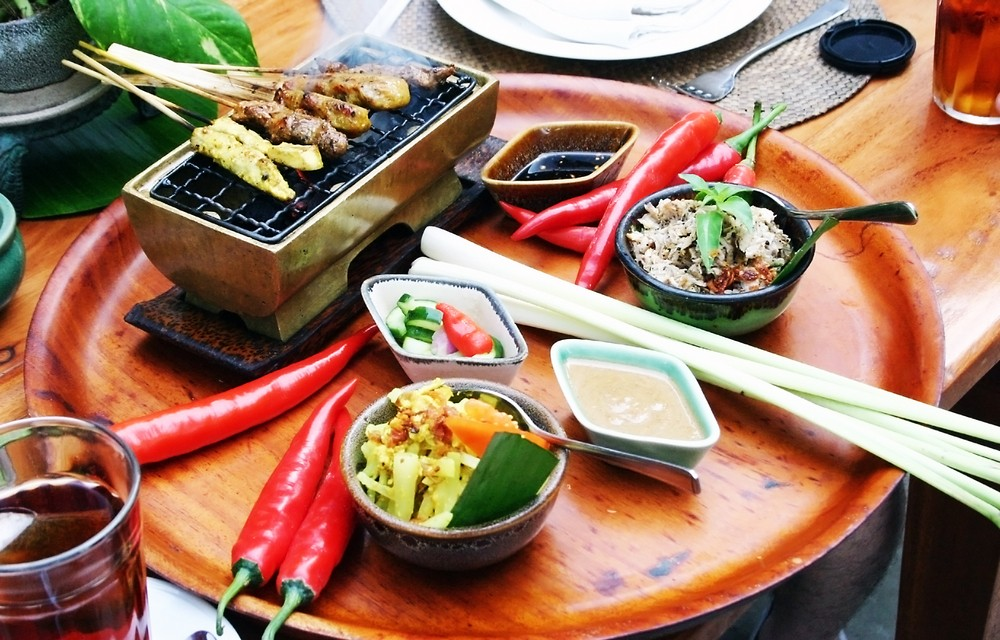 Bali gourmet food travel tips