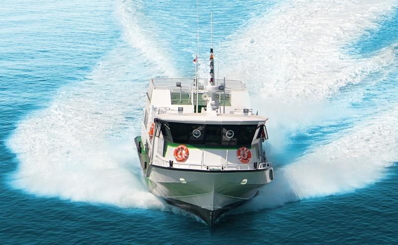 Eka Jaya Fast Ferry