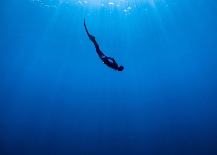 Freedive Gili