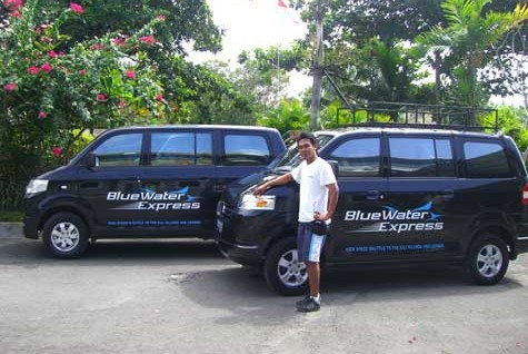 Fast boat to Gili pick-up service