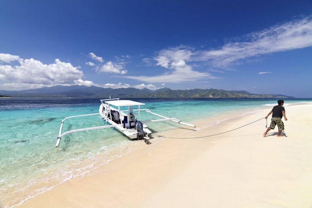 Gili Meno Beach gili bookings