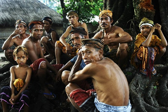 lombok local tribe
