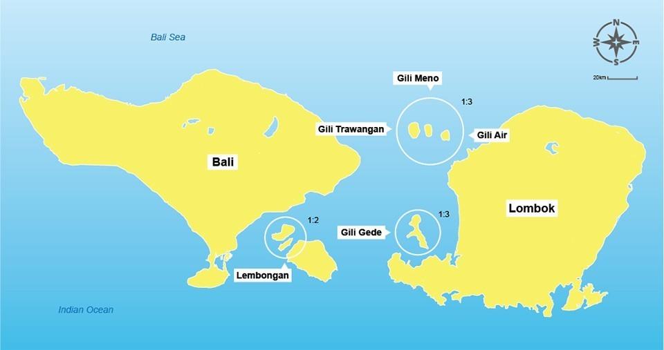 Bali Lombok Lembongan And The Gili Islands Travel Tips