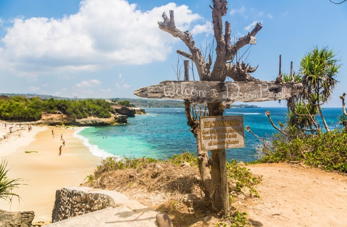 Lembongan dream beach