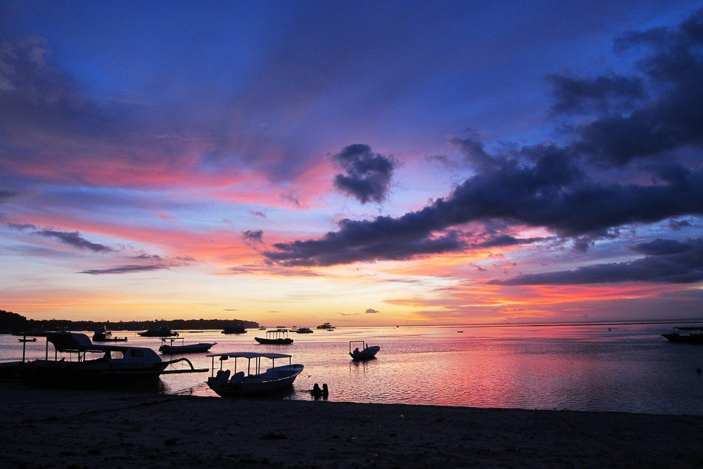 Lembongan to the Gili Islands