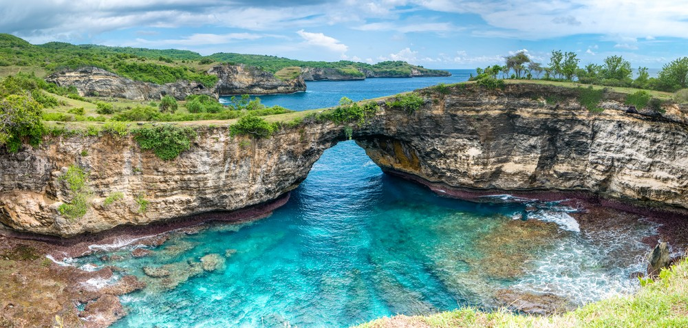 Nusa Penida Broken Beach